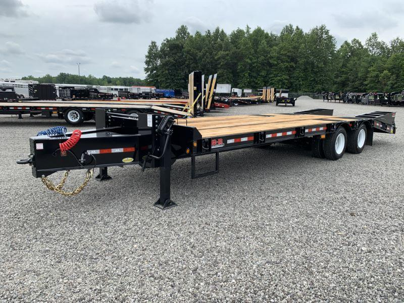 2021 8.5 X 27  B-B TAG EQUIPMENT TRAILER