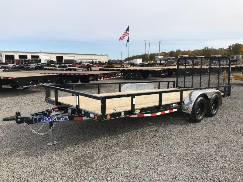 2020 16' LOAD TRAIL BUMPER PULL UTILITY TRAILER