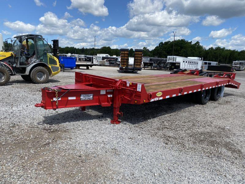 2020 30'  ROLLS RITE TAG EQUIPMENT TRAILER