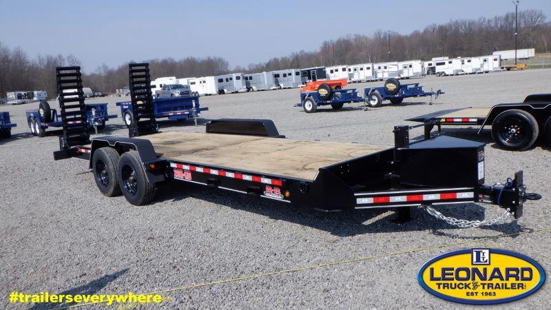 2021 22' B-B TAG EQUIPMENT TRAILER