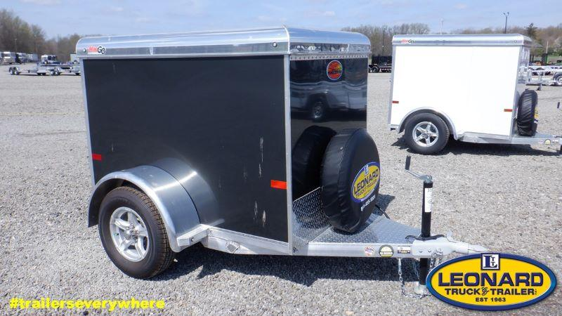 2021  4X6  SUNDOWNER BUMPER PULL ENCLOSED CARGO TRAILER