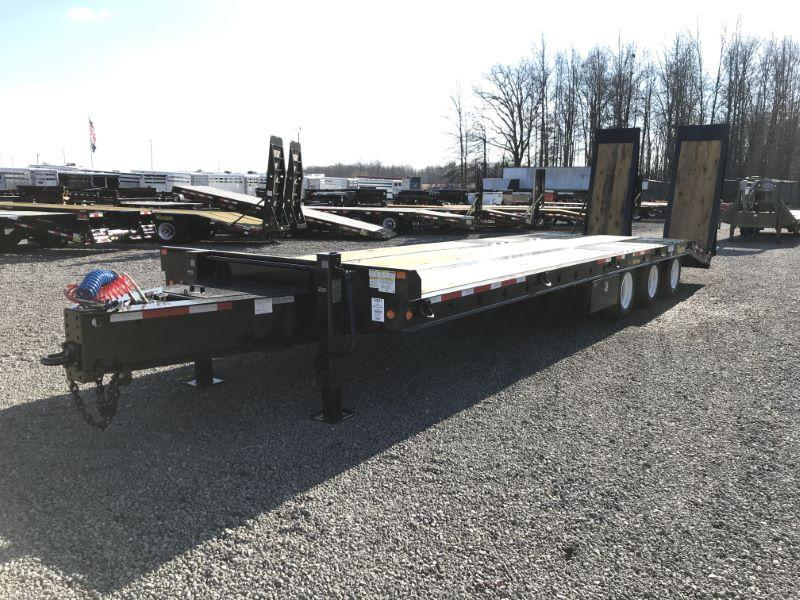 2021 8.5X33 WINSTON 25 TON EQUIPMENT TRAILER