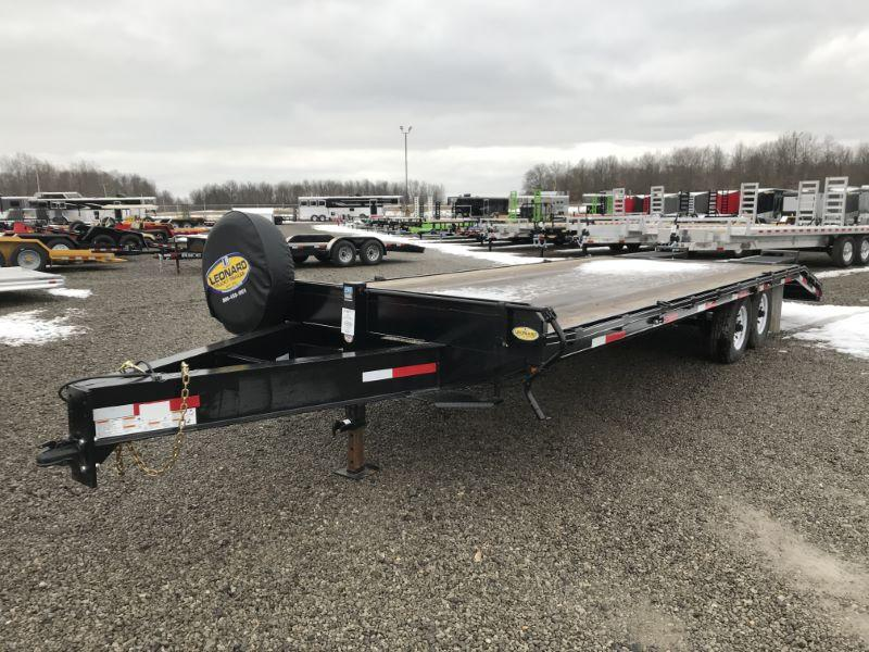 2020  25'  GOLDEN BUMPER PULL DECK OVER EQUIPMENT TRAILER