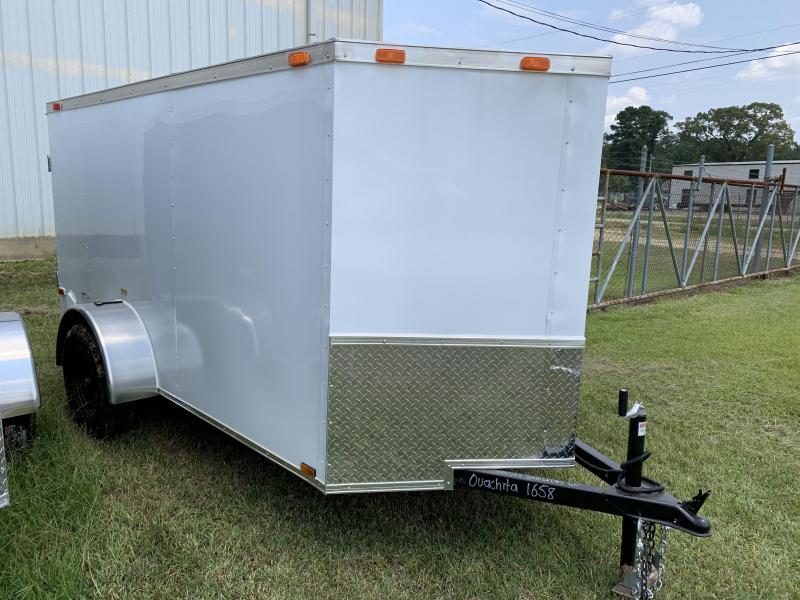 2021 Cynergy Cargo 5x10SA Enclosed Cargo Trailer