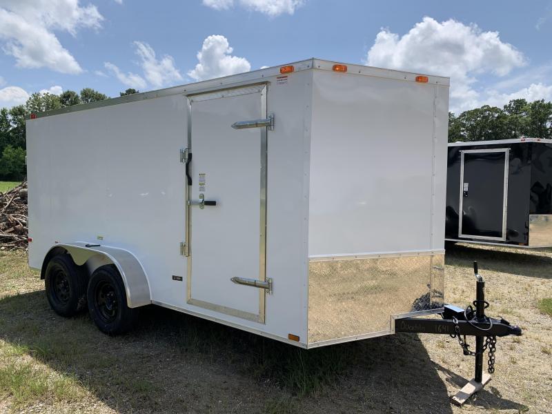 2021 Cynergy Cargo 7x14TA Enclosed Cargo Trailer