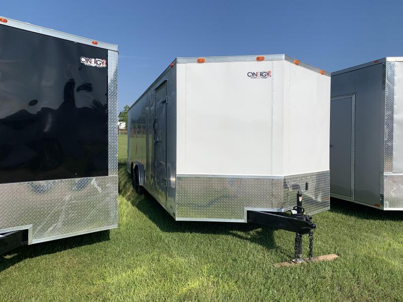 2021 Cynergy Cargo 8.5x24TA3 Enclosed Cargo Trailer