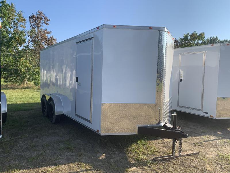 2021 Cynergy Cargo 7x16TA Enclosed Cargo Trailer