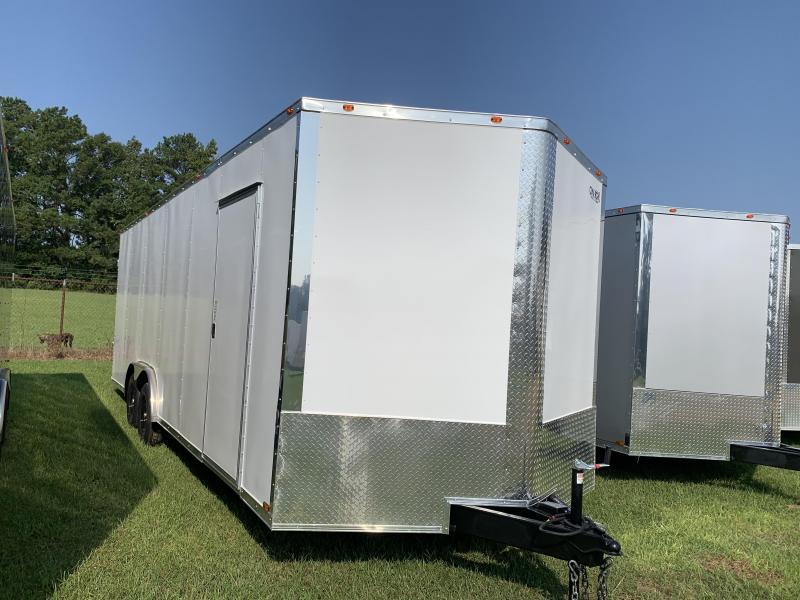 2022 Cynergy Cargo 8.5x24TA3 Enclosed Cargo Trailer