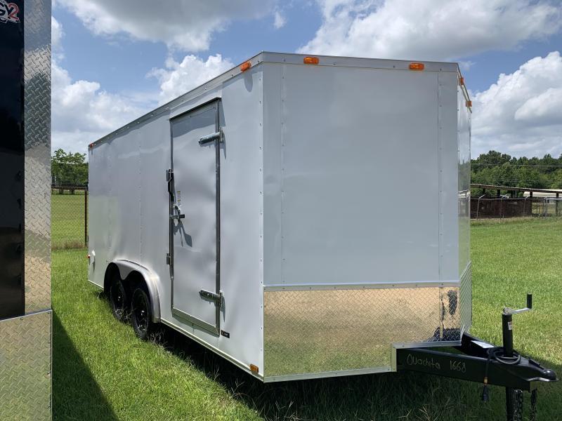 2021 Cynergy Cargo 8.5x16TA Enclosed Cargo Trailer