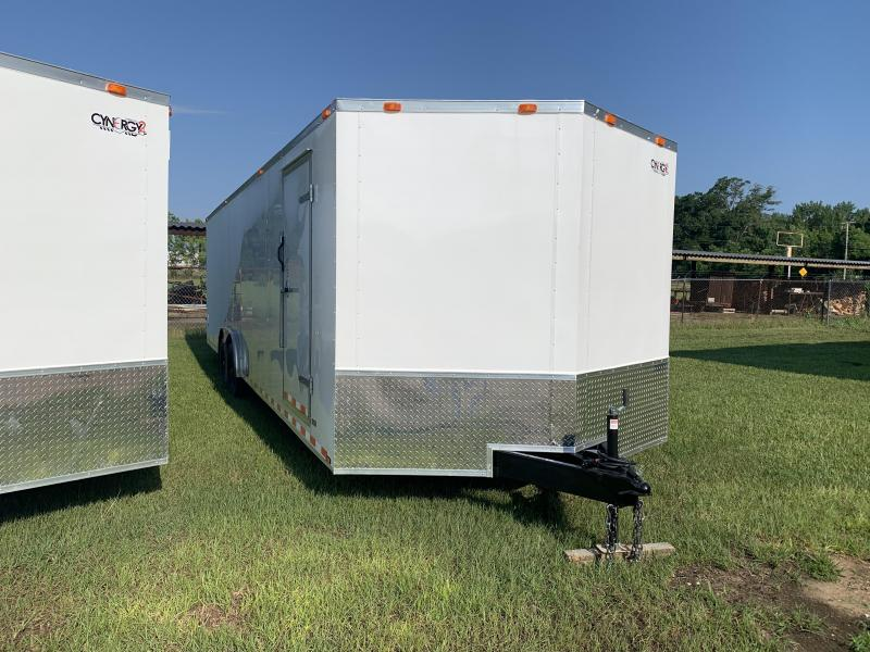 2021 Cynergy Cargo 8.5x28TA3 Enclosed Cargo Trailer