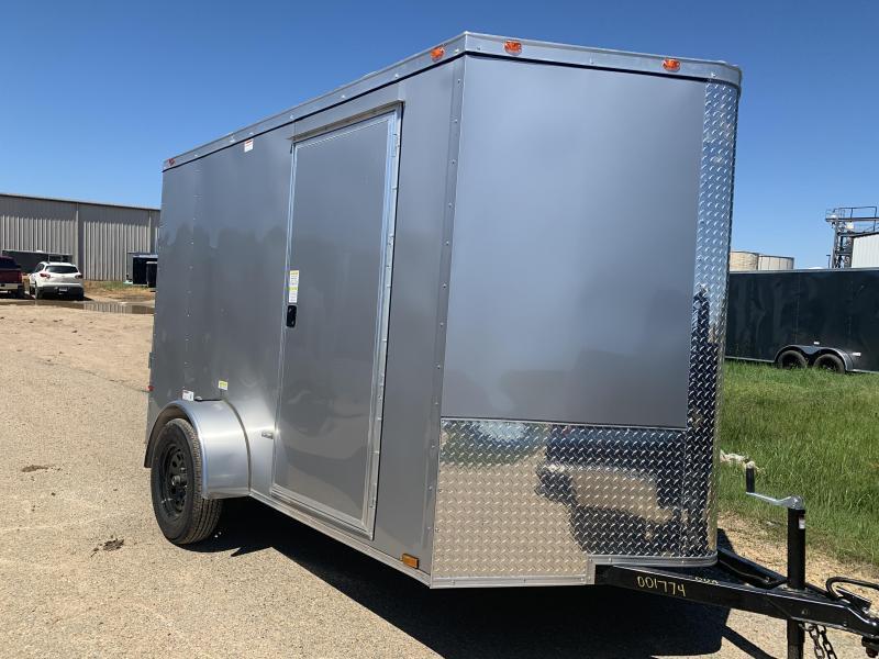 2021 Cynergy Cargo 6x10SA Enclosed Cargo Trailer