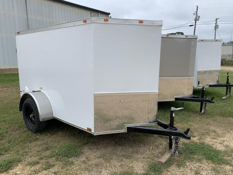 2021 Cynergy Cargo 5x8SA Enclosed Cargo Trailer