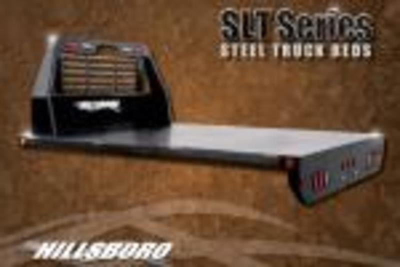 Hillsboro SLT Series Steel Truck Beds