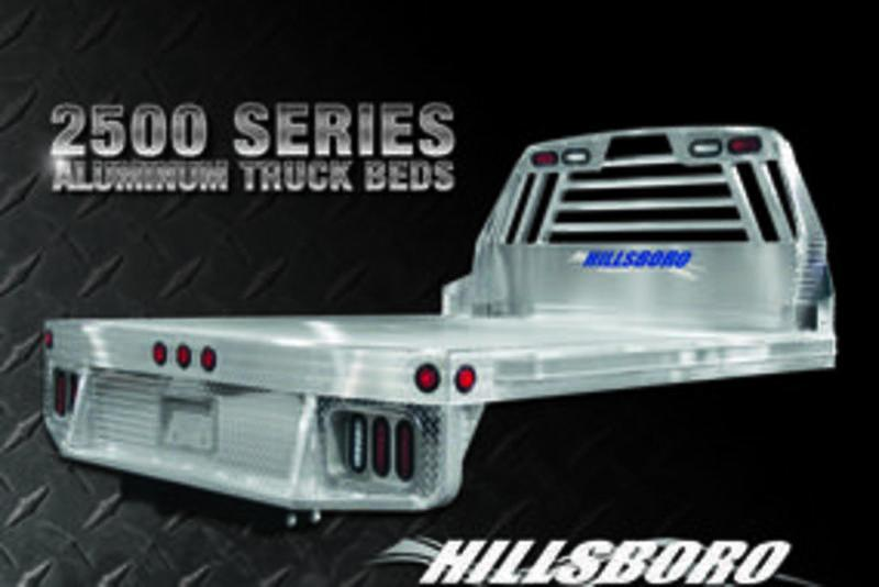 Hillsboro 2500 Series Aluminum Truck Beds