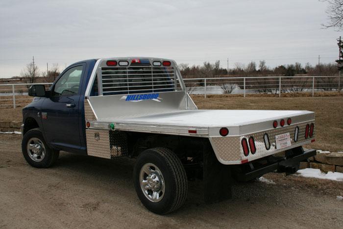 Hillsboro Industries 2000 Truck Bed