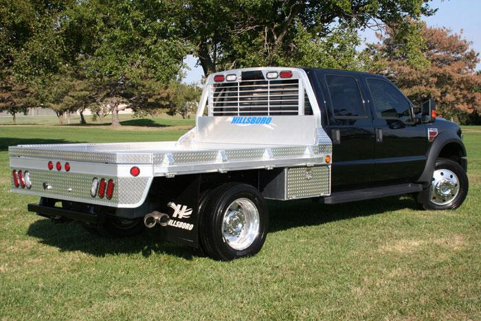 Hillsboro Industries 2000 Truck Bed