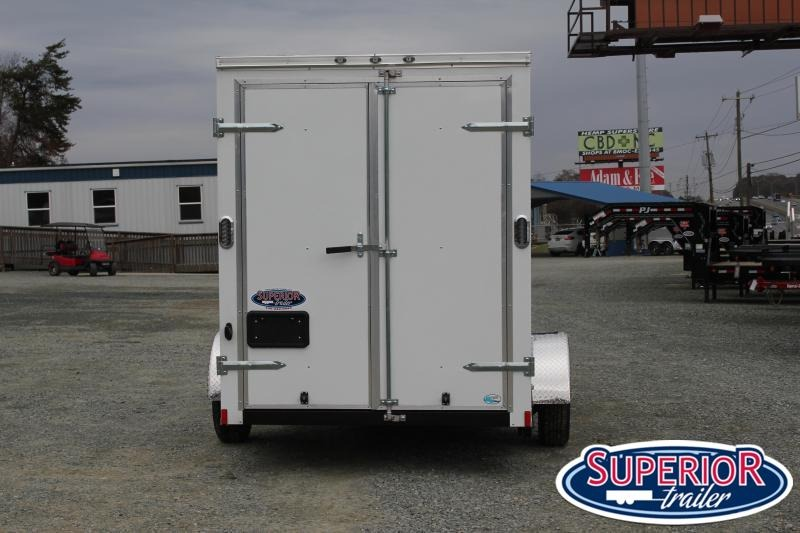 2021 Continental Cargo 6x12 Vending / Concession Trailer