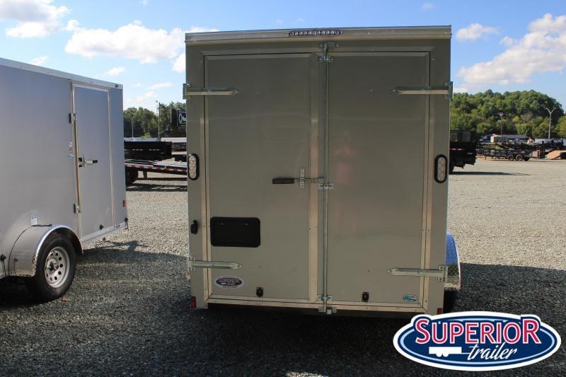 2022 Continental Cargo 6X10 w/ Double Doors