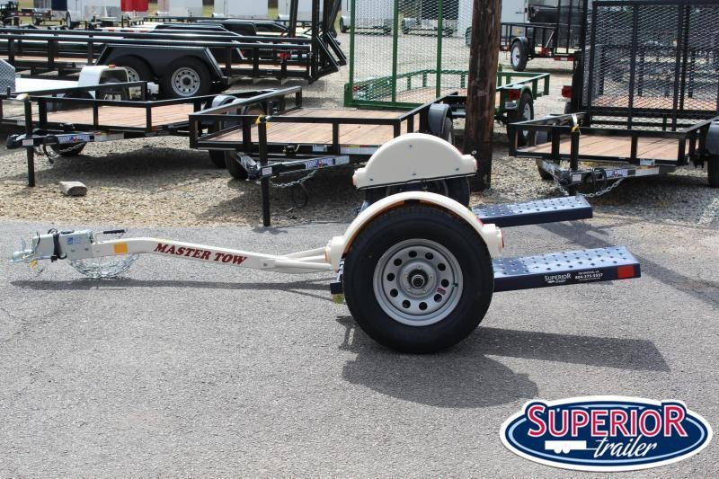 2021 Master Tow 80THD Tow Dolly w/ Surge Brakes