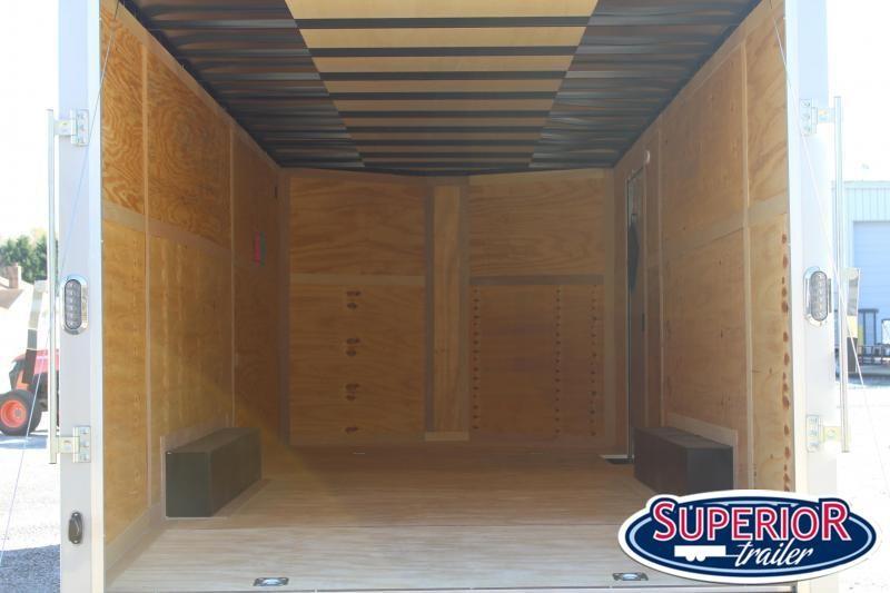 2021 Continental Cargo 8.5X20 10K Enclosed Cargo Trailer
