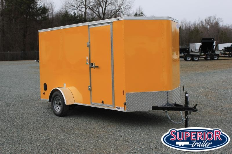 2022 Continental Cargo 6X12 w/ Ramp Door