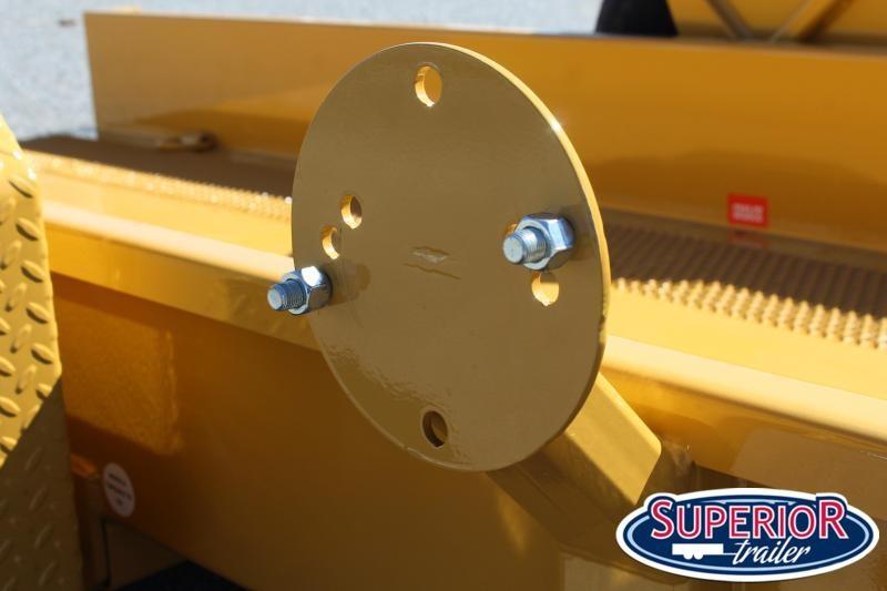 2020 Midsota SL-12RA Scissor Lift Equipment Trailer