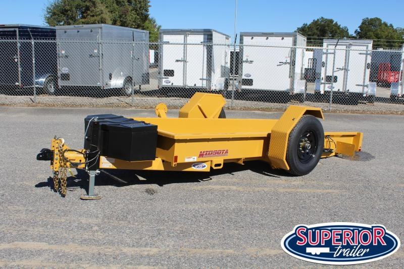 2020 Midsota SL-12RA Scissor Lift Equipment Trailer