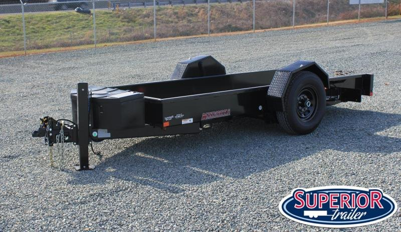 2021 Midsota SL-12RA Scissor Lift Equipment Trailer