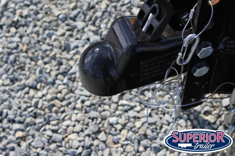 2021 Midsota SL-12RA Scissor Lift Equipment Trailer