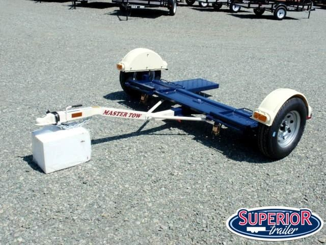 2021 Master Tow 80THD Tow Dolly w/ Electric Brakes