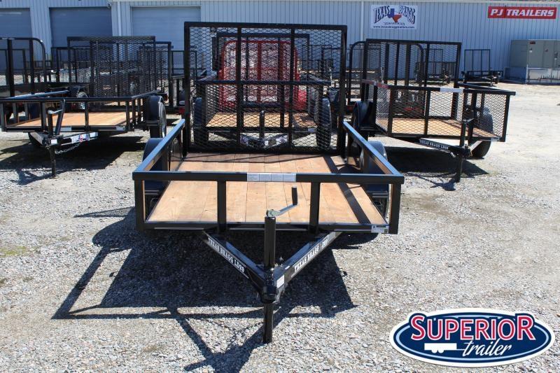 2020 Texas Bragg 5x8LD w/ Gate