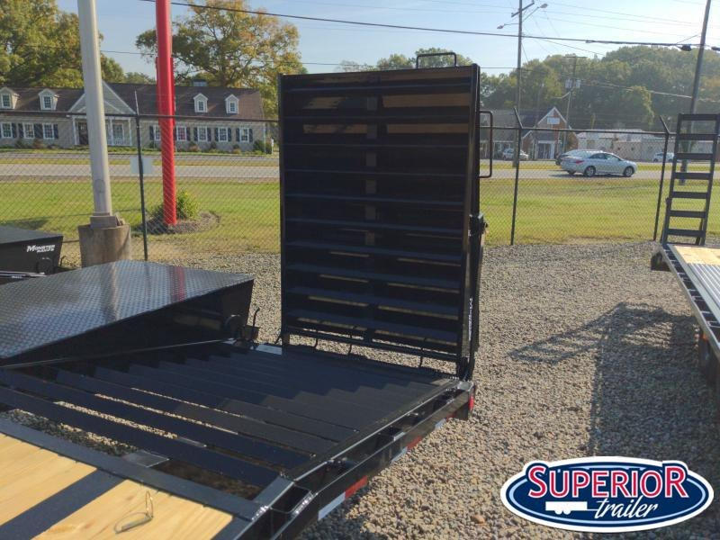 2021 PJ Trailers 25ft LD Gooseneck w/ Monster Ramps