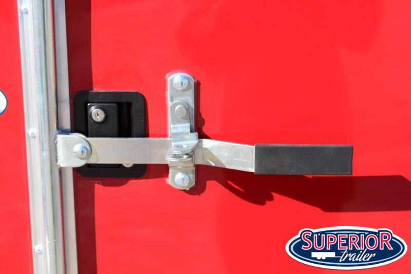 2021 Continental Cargo 5X8 w/ Ramp Door