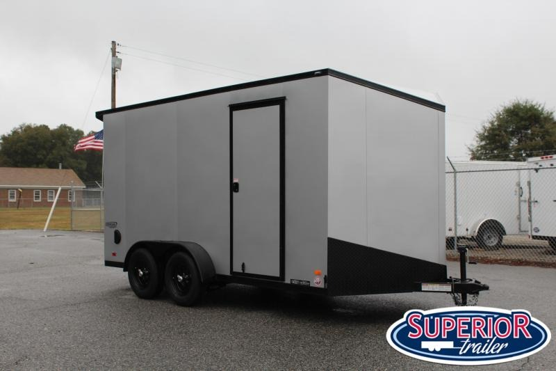 "2021 Bravo Scout 7x14 w/ 12"" Extra Height and Ramp"