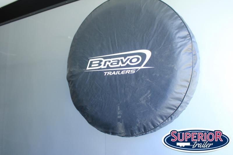 2021 Bravo Star 8.5X28 12K Aluminum Trailer