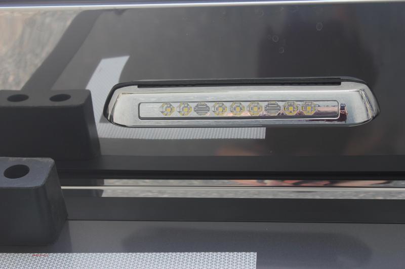 2021 inTech 8.5x40 Taper Gooseneck ALUMINUM FRAME LOADED