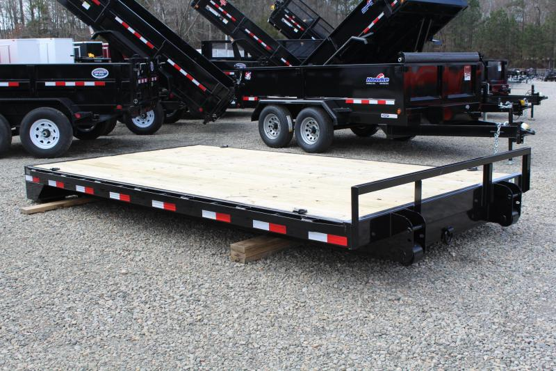 2021 PJ Trailers Roll Off Deck