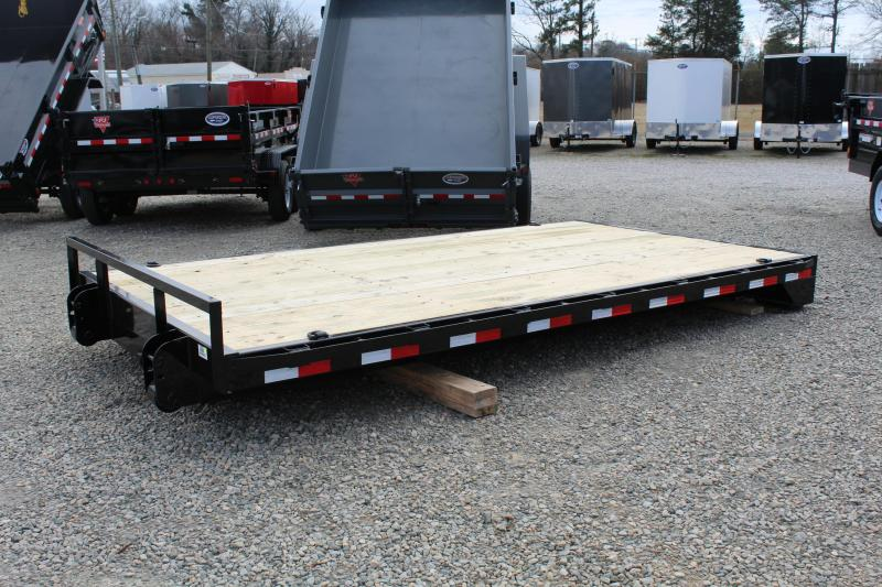 2020 PJ Trailers Roll Off Deck