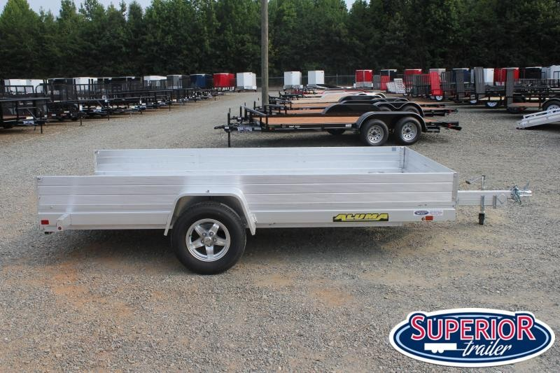 """2020 Aluma 7212HSLR w/ 12"""" Sides and Slide Out Ramp"""
