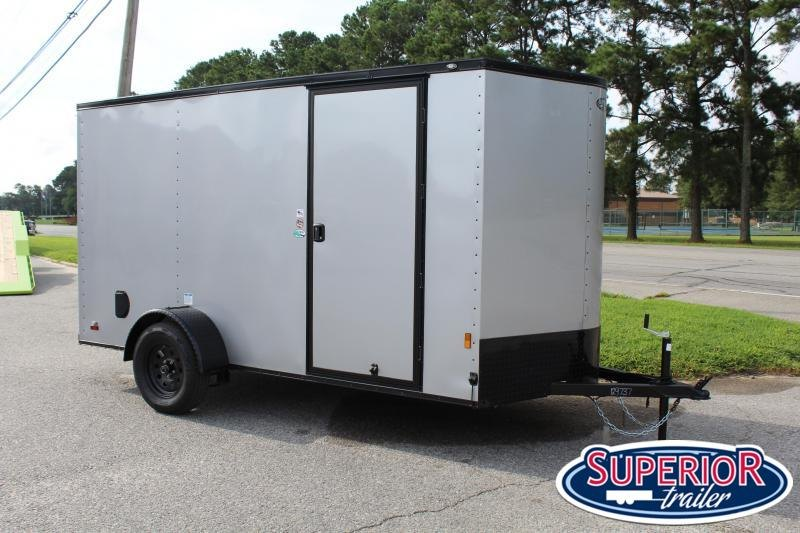 2021 Continental Cargo 6X12 w/ Ramp Door