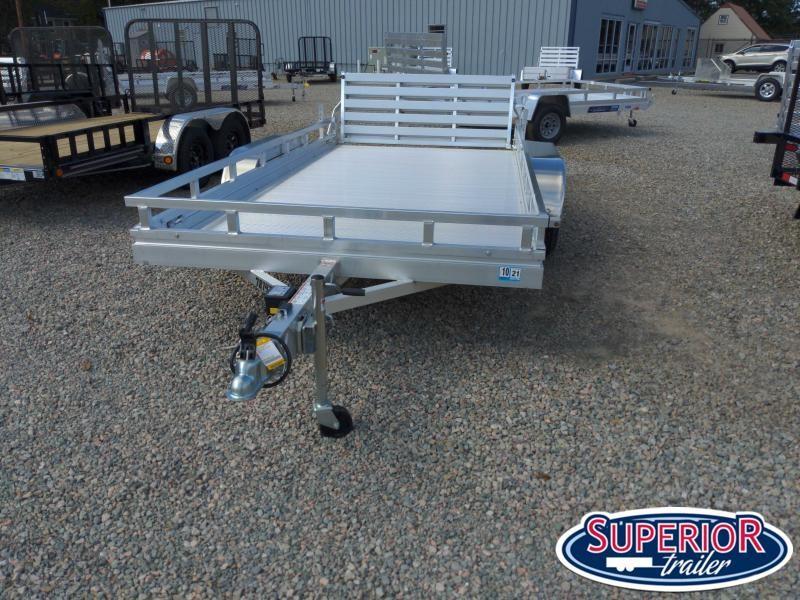 2021 Aluma 7814 ESA 7K w/ Rail Kit and Bi-Fold Tailgate