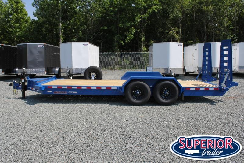 2020 Midsota ST-20 Skid Loader Trailer