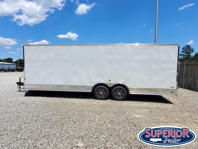 2022 Continental Cargo 8.5X24 10K  LOADED Car Trailer