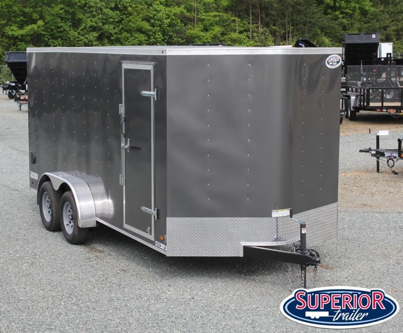 2020 Haulmark Passport 7x16 w/ Ramp Door