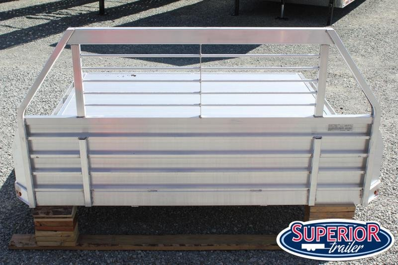 2018 Aluma 96106H Dually Truck Bed