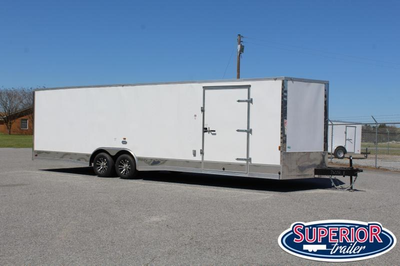 2022 Continental Cargo 8.5X28 10K w/ Ramp Door