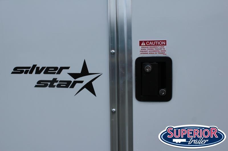 2021 Bravo Silver Star ALUMINUM 7x16 w/ Ramp