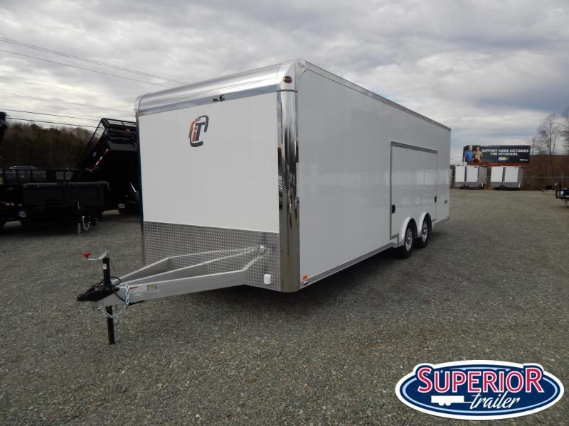 2020 inTech 8.5x24 10K Aluminum Loaded w/ Escape Door
