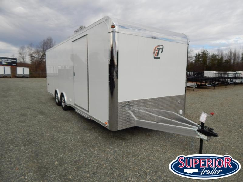 2021 inTech 8.5x24 10K Aluminum Loaded w/ Escape Door