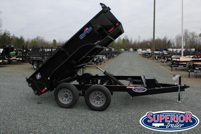2022 Hawke 6X10 7K Dump w/ Tarp